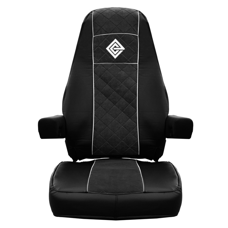 Fine Peterbilt 579 Premium Factory Seat Cover Ocoug Best Dining Table And Chair Ideas Images Ocougorg