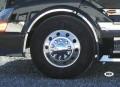 Volvo VN Models Front Wheel Trim (2003+)