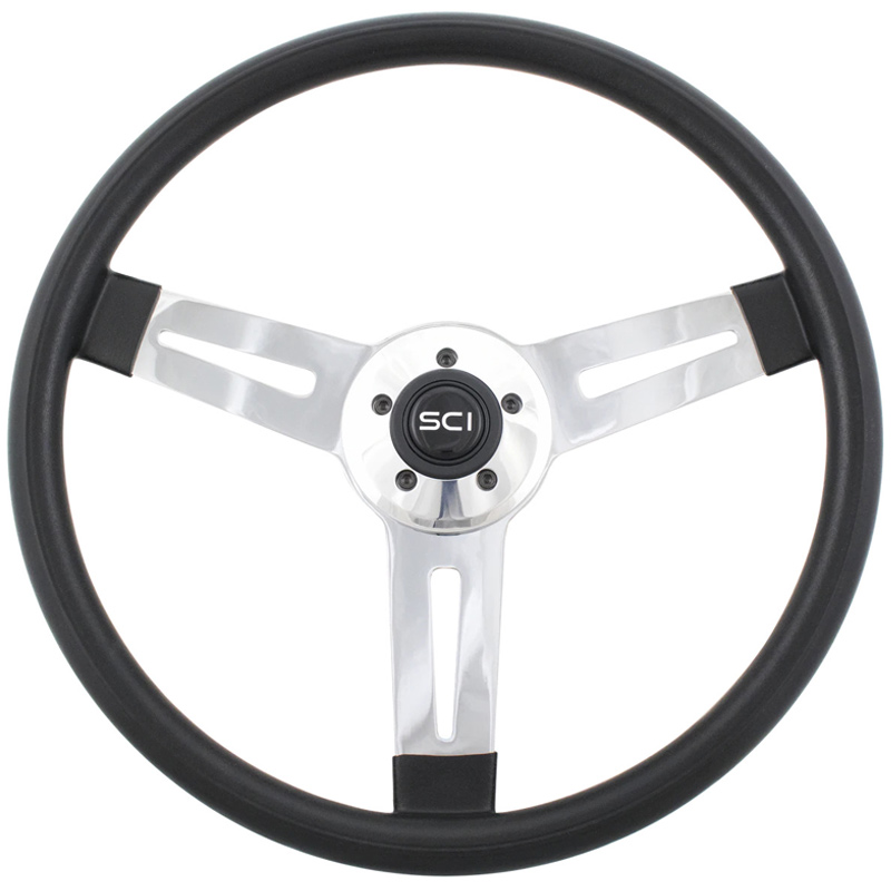 REVOLVER Steering Wheel Face plate  6 hole