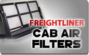Freightliner Cab Air Filters