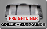 Freightliner Grills and Surrounds