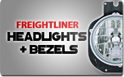 Freightliner Headlights and Bezels