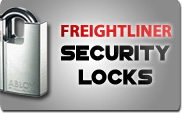 Freightliner Security Locks