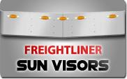 Freightliner Sun Visors