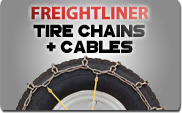 Freightliner Tire Chains