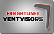 Freightliner Ventvisors