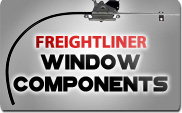 Freightliner Window Components