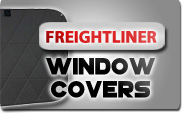 Freightliner Window Covers