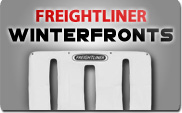 Freightliner Winterfronts