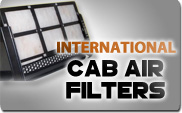 International Cab Air Filters
