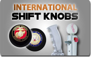 International Shift Knobs