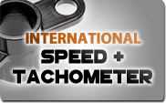 International Speed amd Tachometer