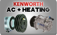 Kenworth AC and Heating