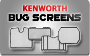 Kenworth Bug Screens
