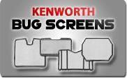 Kenworth Bug Screens