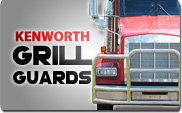 Kenworth Grill Guards