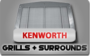 Kenworth Grills and Surrounds