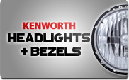 Kenworth Headlights and Bezels