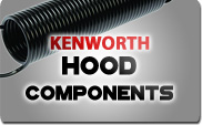 Kenworth Hood Components