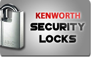 Kenworth Security Locks