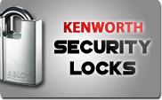 Kenworth Security Locks