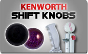 Kenworth Shift Knobs