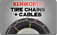 Kenworth Tire Chains