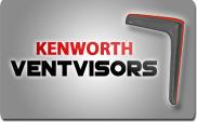 Kenworth Vent Visors
