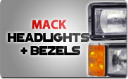 Mack Headlights and Bezels