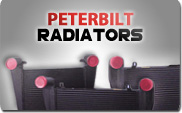 Peterbilt Radiators and Condensors