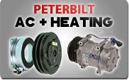 Peterbilt AC and Heating Parts