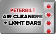 Peterbilt Air Cleaners