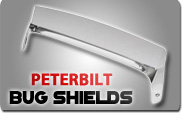 Peterbilt Bug Shields