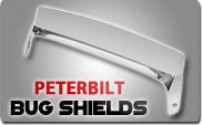 Peterbilt Bug Shields
