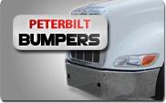 Peterbilt Bumpers
