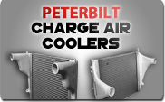 Peterbilt Charge Air Coolers