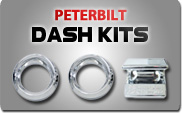 Peterbilt Dash Kits