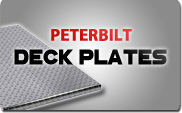 Peterbilt Deck Plates