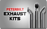 Peterbilt Exhaust Kits