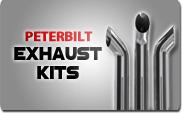 Peterbilt Exhaust Kits
