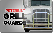 Peterbilt Grill Guards