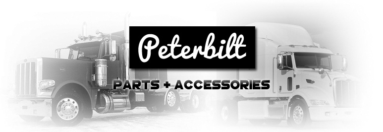 Peterbilt truck parts accessories for sale online - Peterbilt 379 interior accessories ...