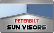 Peterbilt Sun Visors