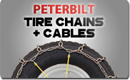 Peterbilt Tire Chains