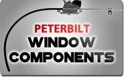 Peterbilt Window Components