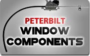 Peterbilt Window Components