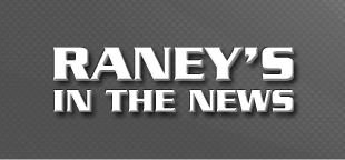Raney's in the News