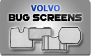 Volvo Bug Screens