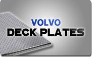Volvo Deck Plates