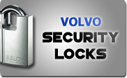 Volvo Security Locks